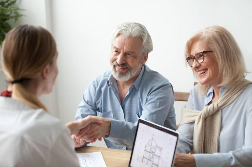 Signature de vente immobilière